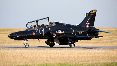 ZK011 - British Aerospace Hawk T.2 - United Kingdom - Royal Air Force (RAF)