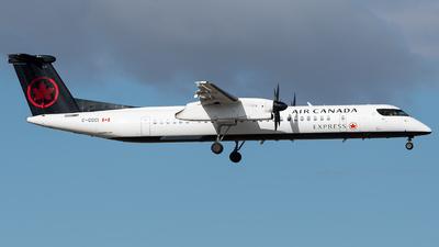 A picture of CGGCI - De Havilland Canada Dash 8400 - Air Canada - © Shae Bilan