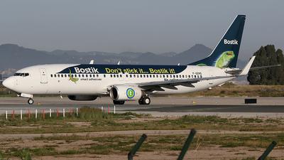 F-GZHG - Boeing 737-8K2 - Transavia France