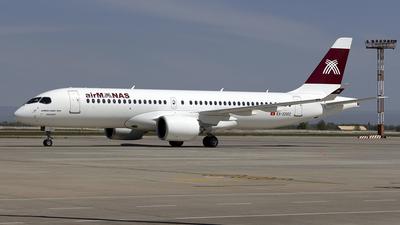 EX-22002 - Airbus A220-371 - Air Manas