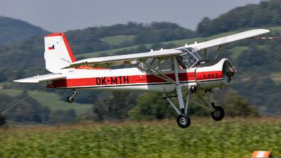 OK-MTH - Aero L-60S Brigadýr - Aero Club - Czech Republic