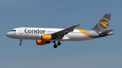 A picture of DAICC - Airbus A320212 - Condor - © Sebastian Thiel