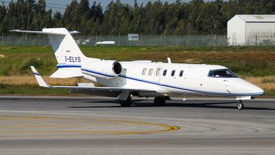I-ELYS - Bombardier Learjet 40 - Eurofly Service