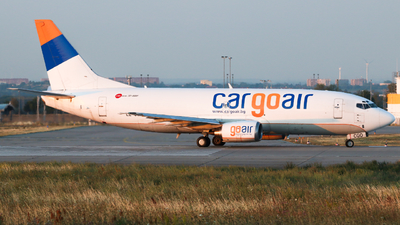 LZ-CGO - Boeing 737-301(SF) - Cargoair
