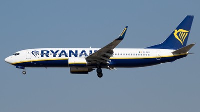 EI-DLO - Boeing 737-8AS - Ryanair