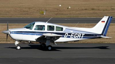 D-EGRT - Beechcraft C23 Sundowner - Private