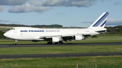F-GCBM - Boeing 747-228F(SCD) - Air France Cargo