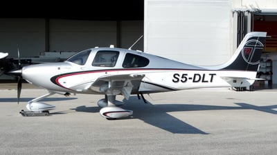 S5-DLT - Cirrus SR22T-GTS - Private