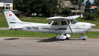 HB-TEB - Cessna 172R Skyhawk II - Air Fribourg Services