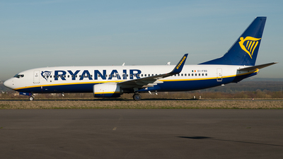 EI-FRD - Boeing 737-8AS - Ryanair