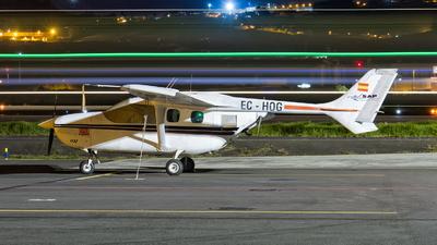 EC-HOG - Reims-Cessna F337G Super Skymaster - Private