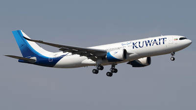 F-WWCL - Airbus A330-841 - Kuwait Airways