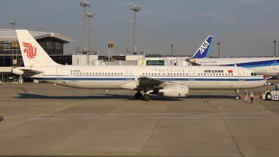B-6919 - Airbus A321-232 - Air China