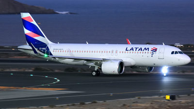 CC-BHE - Airbus A320-271N - LATAM Airlines