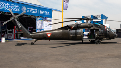 1093 - Sikorsky S-70A-28 Blackhawk - Mexico - Air Force