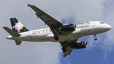 N504VL - Airbus A319-132 - Volaris Costa Rica