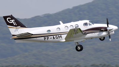 A picture of PPAGM - Beech C90GTi King Air - [LJ1955] - © JAKA