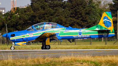 A picture of FAB5710 - Embraer A29A Super Tucano -  - © Leandro Luiz Pilch