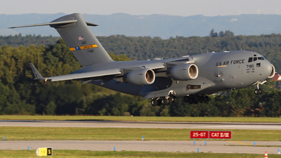 07-7180 - Boeing C-17A Globemaster III - United States - US Air Force (USAF)