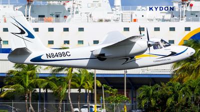 N8498C - Aero Commander 500 - Private