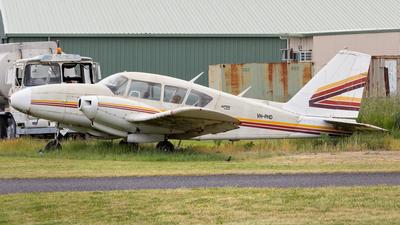 VH-PHD - Piper PA-23-250 Aztec - Private