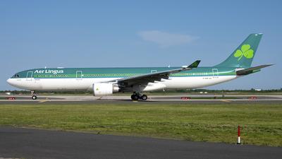 A picture of EIDUZ - Airbus A330302 - Aer Lingus - © Mark Szemberski