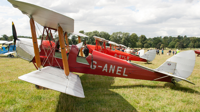 G-ANEL - De Havilland DH-82A Tiger Moth - Private