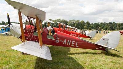 A picture of GANEL - De Havilland DH82 Tiger Moth - [82333] - © hjcurtis