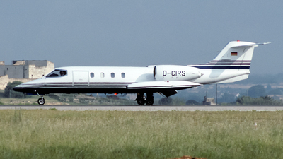 D-CIRS - Gates Learjet 35A - MTM Aviation