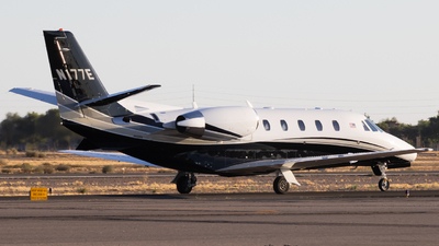 N177E - Cessna 560XL Citation Excel - Private