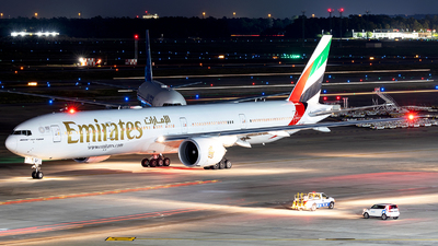 A6-EQF - Boeing 777-31HER - Emirates