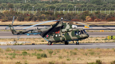 RF-90396 - Mil Mi-8AMTSh Hip - Russia - Air Force