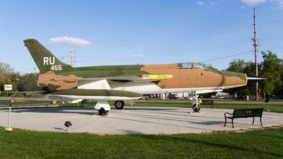 60-0455 - Republic F-105D Thunderchief - United States - US Air Force (USAF)