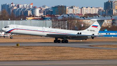 A picture of RA86496 - Ilyushin Il62M -  - © KomradAlexey