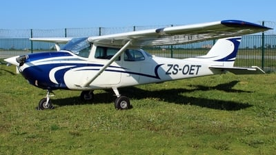 ZS-OET - Cessna 172F Skyhawk - Eagle Air Flight School