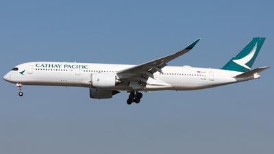B-LQD - Airbus A350-941 - Cathay Pacific Airways