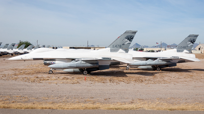 85-1478 - General Dynamics F-16C Fighting Falcon - United States - US Air Force (USAF)