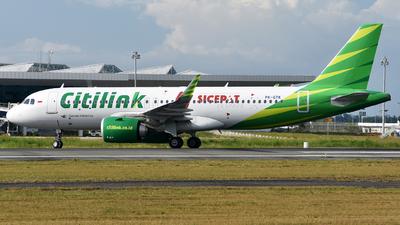 PK-GTK - Airbus A320-251N - Citilink
