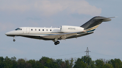 A picture of N721FL - Cessna 750 Citation X - Flight options - © DJ Reed - OPShots Photo Team