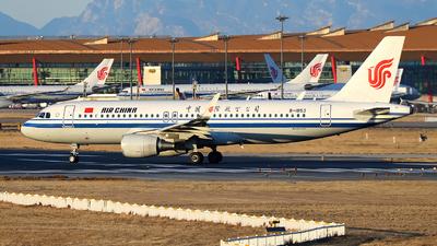 B-1853 - Airbus A320-214 - Air China