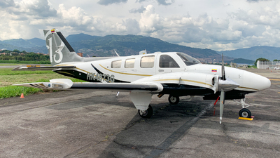HK-4873-G - Beechcraft 58P Baron - Private