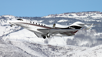 N795HG - Cessna 750 Citation X - Private