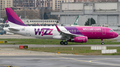 A picture of FWWIL - Airbus A320200N - Airbus - © Łukasz Stawiarz