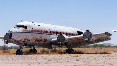 N44910 - Douglas C-54D Skymaster - Biegert Aviation
