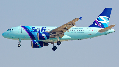 A picture of YATTF - Airbus A319112 - Safi Airways - © Ricardo de Vries