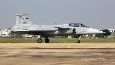 KH20-12/56 - Saab JAS-39C Gripen - Thailand - Royal Thai Air Force