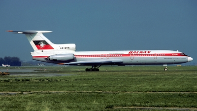 LZ-BTM - Tupolev Tu-154B - Balkan Bulgarian Airlines