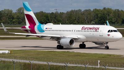 OE-IEU - Airbus A320-214 - Eurowings Europe