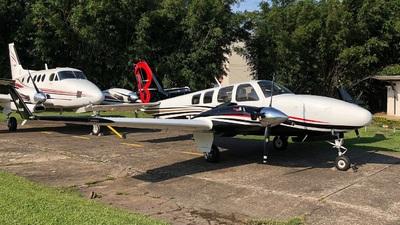 ZP-BTI - Beechcraft 58 FoxStar Baron - Private