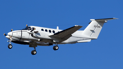 81-23544 - Beechcraft C-12D Huron - United States - US Army